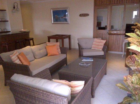 Hotel Bel Air : Sitting area