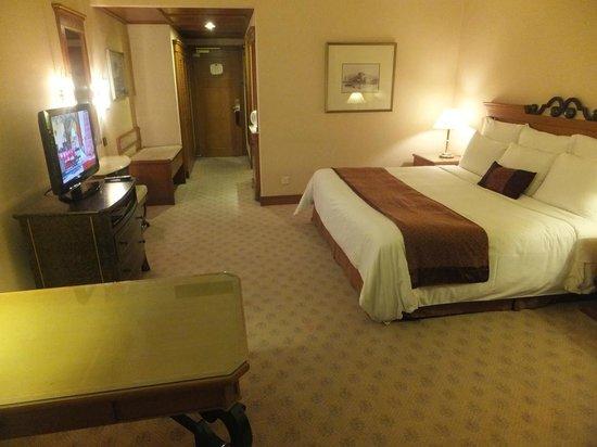 Renaissance Kuala Lumpur Hotel: room