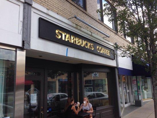 Starbucks Wellesley 68a Central St Restaurant Reviews Phone Number Photos Tripadvisor