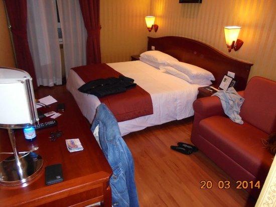 Augusta Lucilla Palace: habitación doble