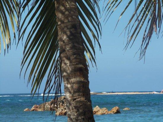 Segunda Praia Beach: esquina da 2ª praia com a 3ª