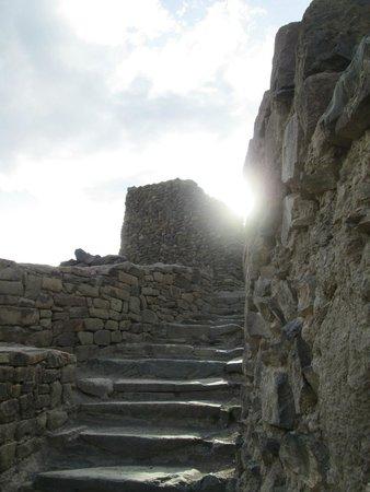 Tempel von Ollantaytambo: ollanta