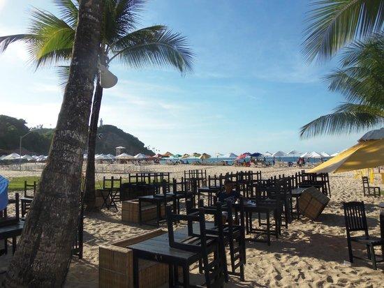 Segunda Praia Beach: 2ª praia