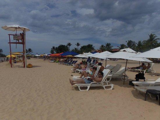 Segunda Praia Beach: 2ª praia em frente pousada vila das pedras