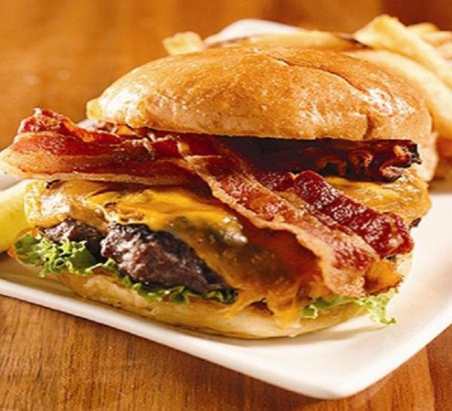 Holiday Inn Richmond I 64 West End: Enjoy a Gourmet Cheeseburger in our full service restaurant