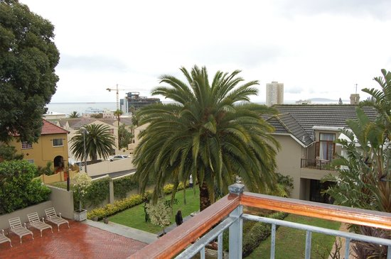The Clarendon Fresnaye: View from our room