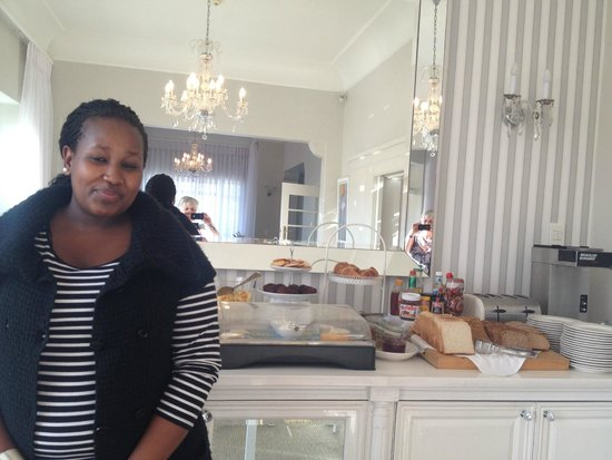 The Clarendon Fresnaye: Fabulous breakfast and staff