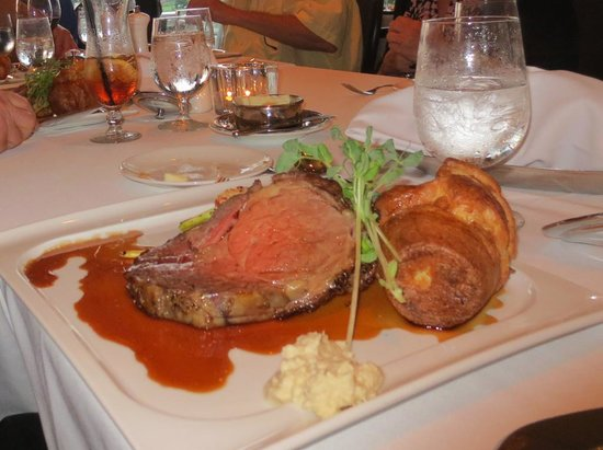 Northview Golf and Country Club: Prime Rib special on Fri. nites