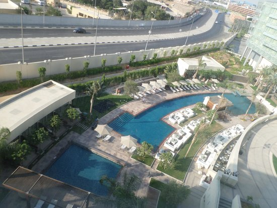 Le Meridien Cairo Airport: Another view from my room