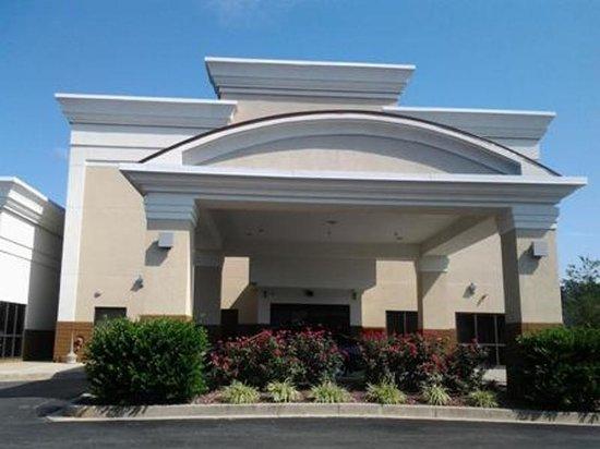 Holiday Inn Express Edgewood-I95: Entrance