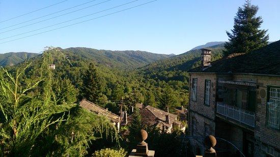 Margarites: view of the hôtel