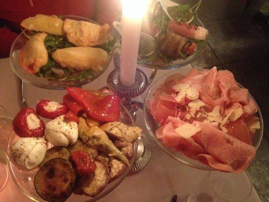 Bacio Divino : Romantisch dineren met topkwaliteit food!!!