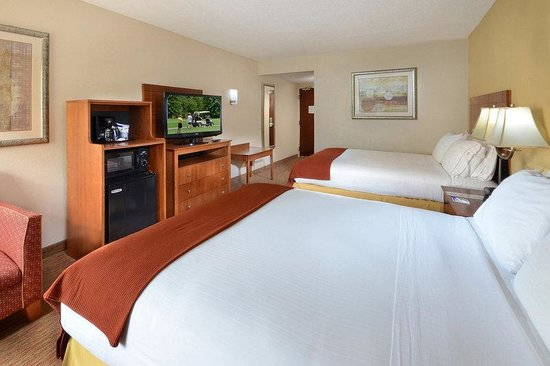 Holiday Inn Express Raleigh-Durham Airport: Double Bed Guest Room