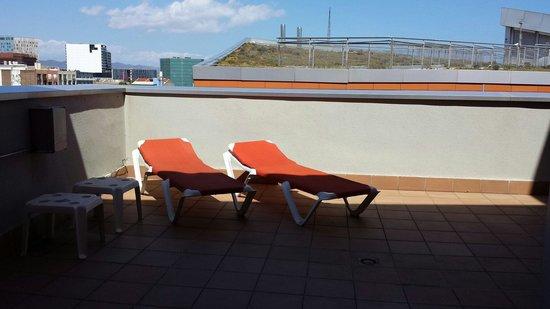 Capri by Fraser Barcelona : Balcony room 601