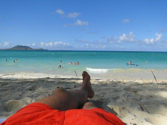 Kailua Beach Park: Kailua Beach