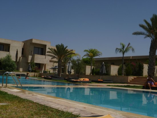 Sirayane Boutique Hotel & Spa: Main pool area