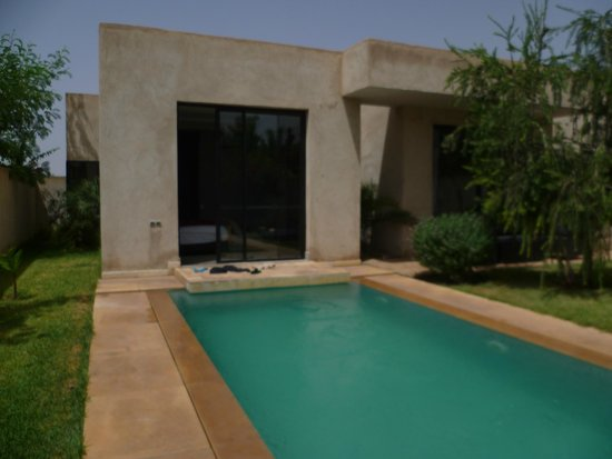 Sirayane Boutique Hotel & Spa: Deluxe suite with private pool and terrace.