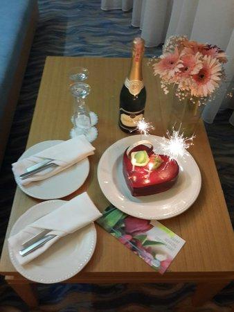 Susesi Luxury Resort: Evlilik Yıldönümümüz