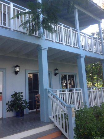Beaches Turks and Caicos Resort Villages and Spa: Front our our Key West 3 bed Butler villa