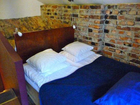 Hotel Hellsten: chambre