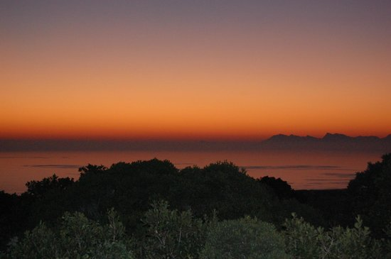Grootbos Private Nature Reserve: Stunning sunsets