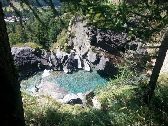 Lillaz Waterfalls : un angolo di paradiso
