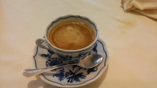 La Campagnola: Un ottimo caffè
