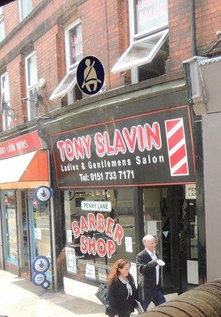 Beatles Magical Mystery Tour: Barbershop