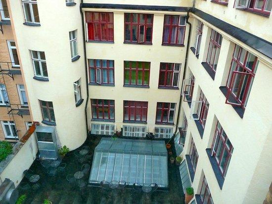 Hotel Hellsten: vue chambre