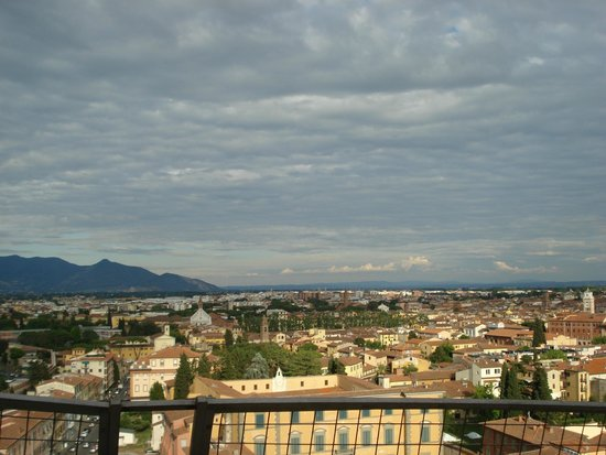 La tour de Pise (Campanile) : View from the Top