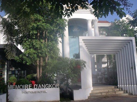 Memoire d' Angkor Boutique Hotel: Entrance