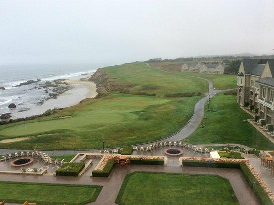 The Ritz-Carlton, Half Moon Bay : View from Room 568