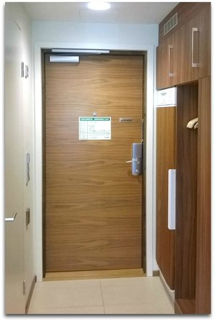 Vierumaki Resort Hotel: Entrance