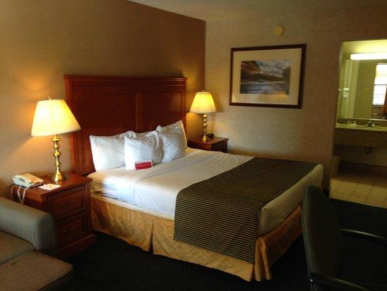 Ramada Flagstaff East: Spacious Room
