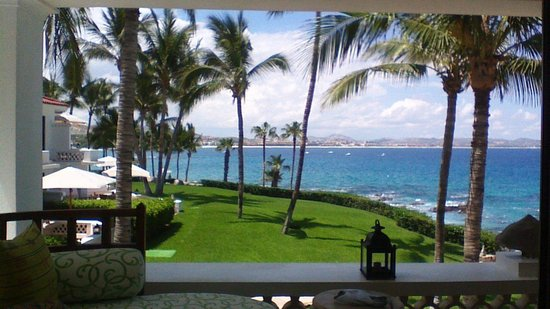 One & Only Palmilla: view from room