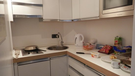 Goldstar Resort & Suites : Kitchen