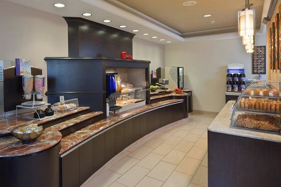 Holiday Inn Express & Suites Saginaw: Breakfast Area