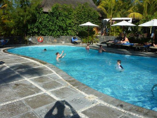 Emeraude Beach Attitude: main fresh water pool