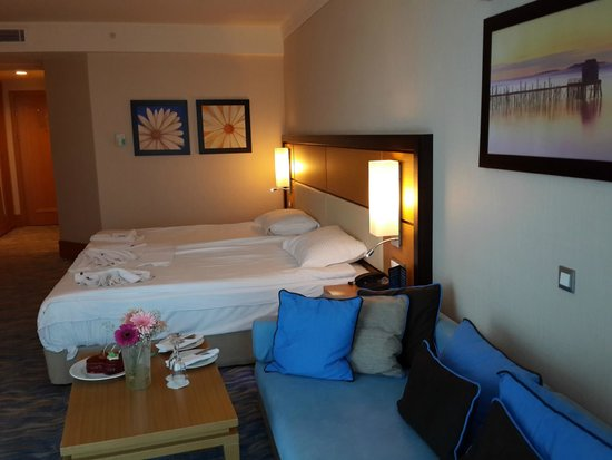 Susesi Luxury Resort: Deniz Tarafı Standart Oda