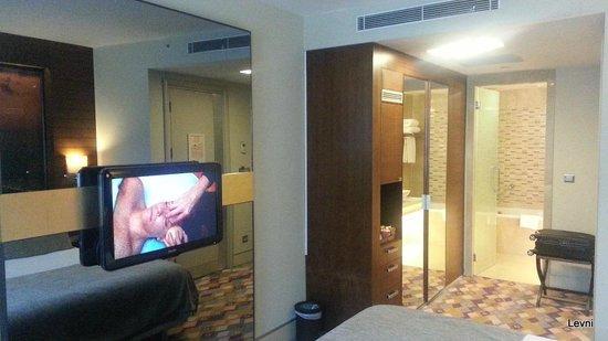 Levni Hotel & Spa : The room