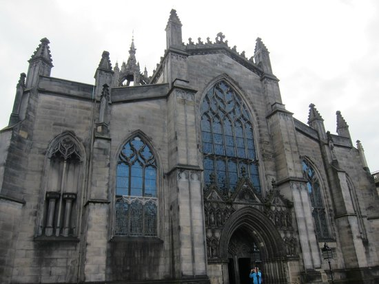 St Giles' Cathedral: St Giles