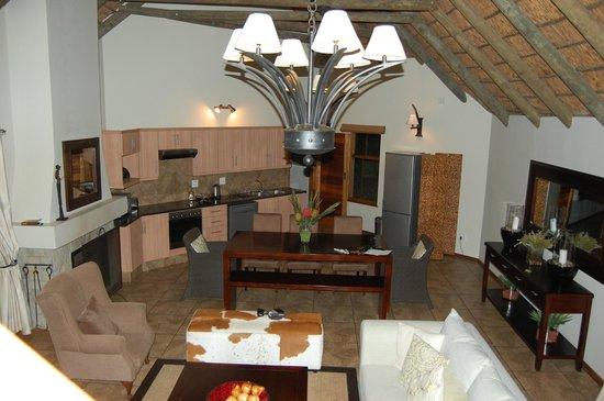 Gondwana Game Reserve: Stunning accommodation