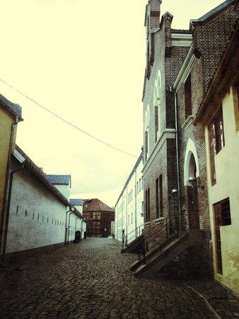 Akershus Castle and Fortress (Akershus Slott og Festning): Старые улочки