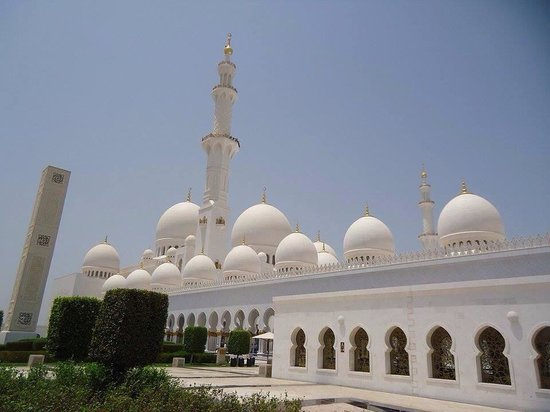 Mosquée Cheikh Zayed : Best attraction in Abu Dhabi