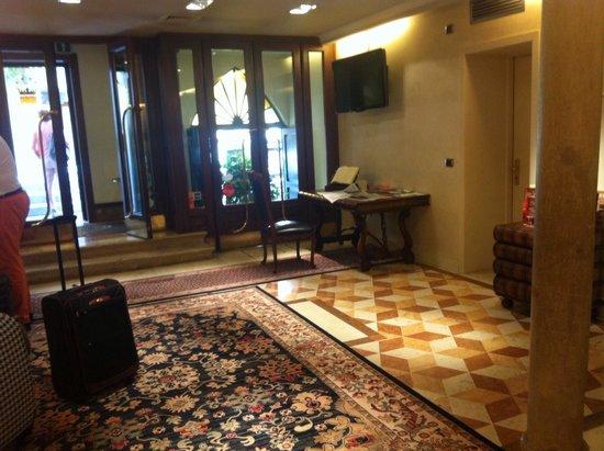 Hotel Ca' dei Conti : Réception hôtel