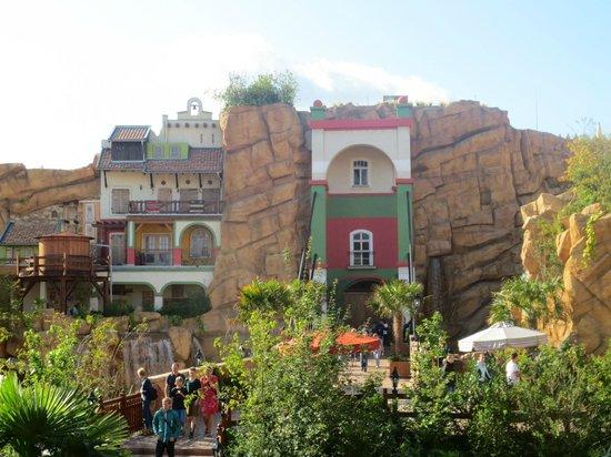Freizeitpark Phantasialand: Chiapas