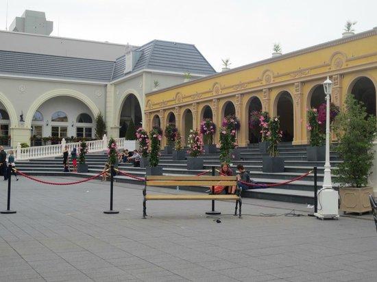 Freizeitpark Phantasialand: Kaiserplatz
