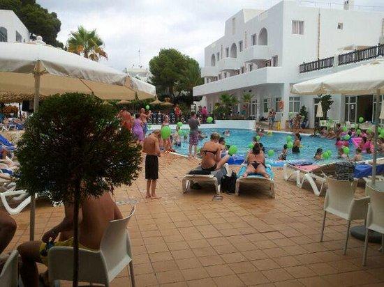 Prinsotel Alba Hotel Apartments: desde el bar