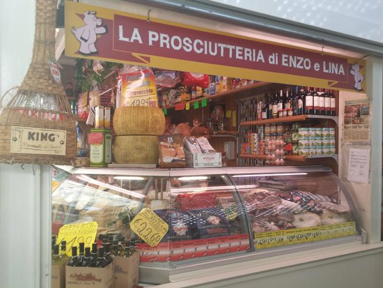 Eating Italy Food Tours: Inside Testaccio Market