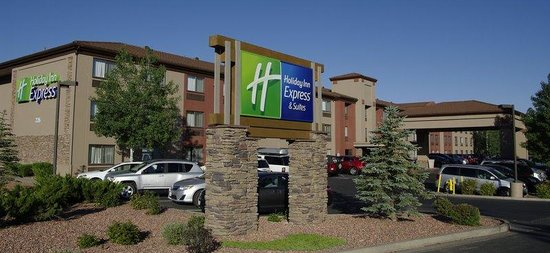 Welcome to the Holiday Inn Express Grand Canyon, AZ